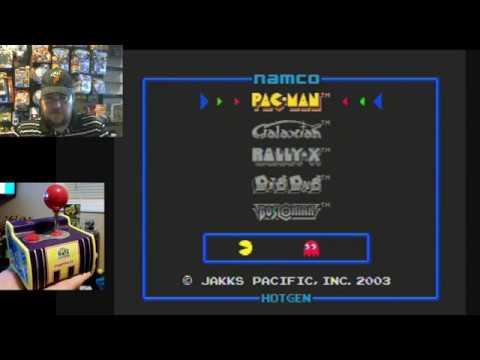 Namco Plug & Play TV Games (2003) - Game Play
