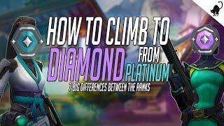 How to Get Fŗom Platinum to Diamond in Valorant   7 BIG Differences