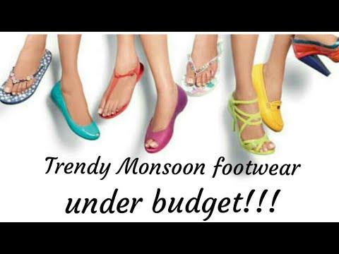 8aac52d52 Trendy Monsoon footwear