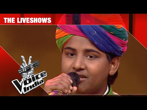 Jasu, Paras, Parakhjeet Sing Folk Songs | The Liveshows | The Voice India S2