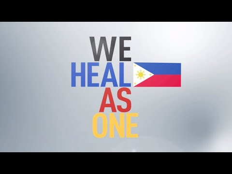 Various Artists - We Heal As One