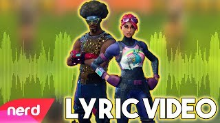 Fortnite Song [Lyric Video by KL Ryusaki] | Dancing On Your Body | #NerdOut