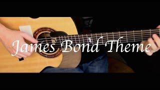 James Bond Theme - Fingerstyle Guitar