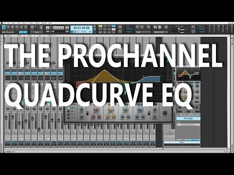 CakeTV Live EP 6 - QuadCurve EQ Zoom & Analyser