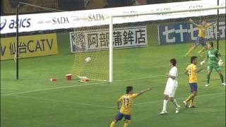 2011Jリーグヤマザキナビスコカップ 1回戦・第2戦】 □仙台 2-1 柏 今年...