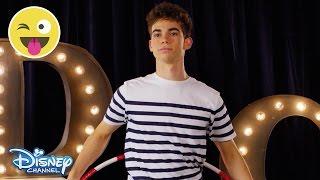 Hula Hoop Challenge Cameron Boyce Official Disney Channel Uk
