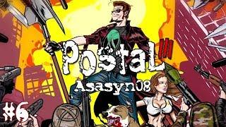 #6 Postal 3: Koleś vs. Ekolodzy [Let's Play PL] | Asasyn08