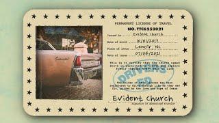 Drivers Ed : Signs 101   Evident Church   Pastor Eric Baker