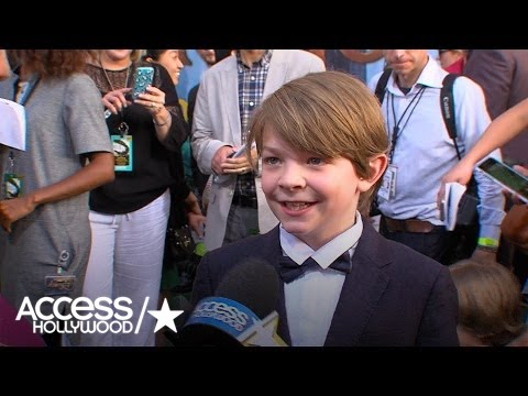 Meet Oakes Fegley: The Boy Who Plays Pete In 'Pete's Dragon' Reboot  Access Hollywood