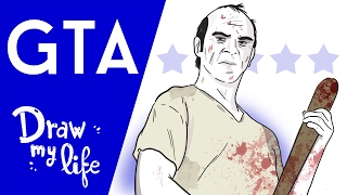HISTORIA de GRAND THEFT AUTO (GTA) -  Play Draw