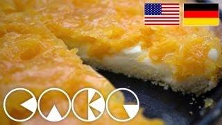 Orange Pie Recipe --- Orangenkuchen Rezept