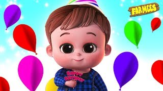 It's Not Your Birthday | Nursery Rhymes & Kids Songs by Farmees