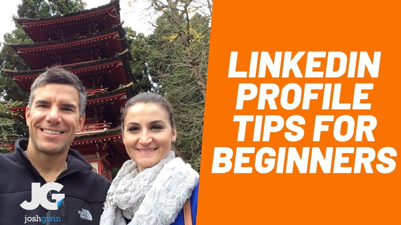 Linkedin profile tips 2017 youtube linkedin profile tips 2017 malvernweather Image collections