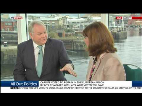 Interview: Leanne Wood all out politics, 4 April 2017