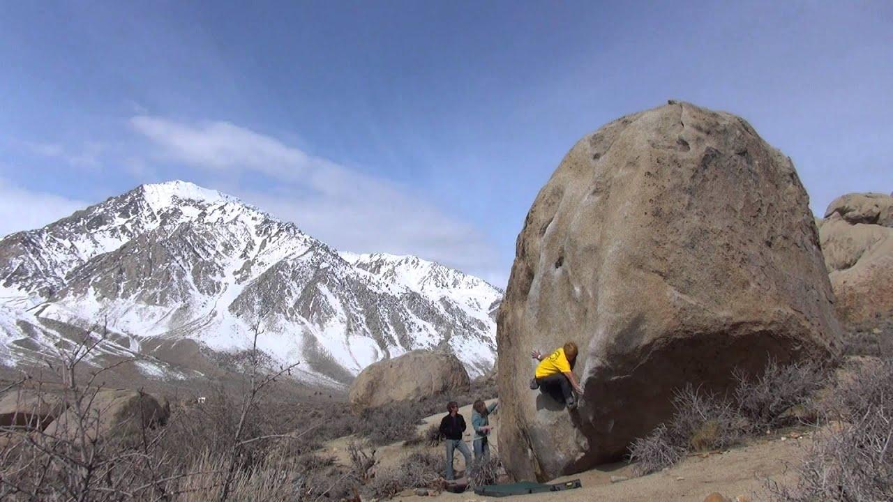 Bishop Red Rocks Joe' Valley Bouldering
