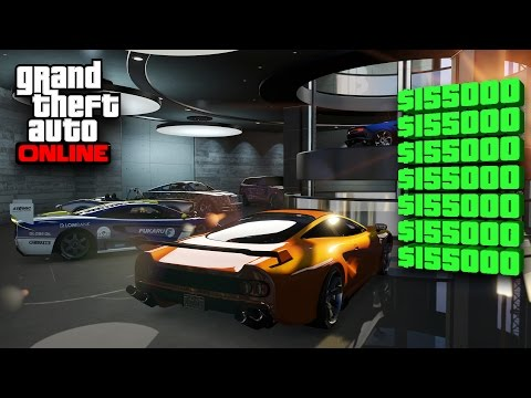 how to start import export gta