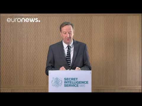 Britain's MI6 chief warns of 'unprecedented' terror threat to UK