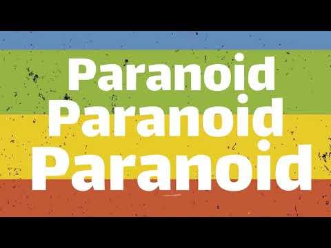 LAYNE x HRTLSS - Paranoid (Lyric Video)