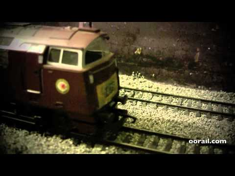 oorail.com | Class 52 Western Courier OO Gauge Restoration Project