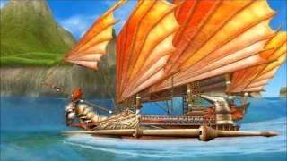 「フローレンシア♯」大型艦船や新しい海上の紹介動画