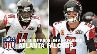 Atlanta Falcons: The Dirty Birds | In 60 Seconds | NFL