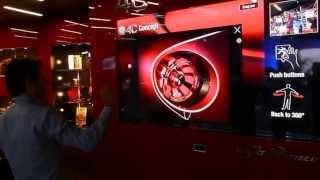 Alfa Romeo 4C Concept 2013 Videos