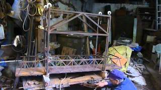 Vertical Lift Bridge Project