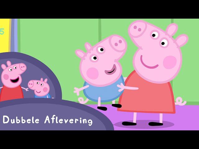 Peppa Pig Nederlands Compilatie Nieuwe Afleveringen | Verstoppertje | Tekenfilm | Peppa de Big