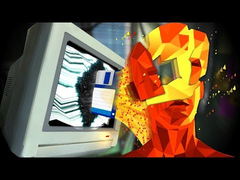 WHAT IS REAL? - Superhot (VR) |