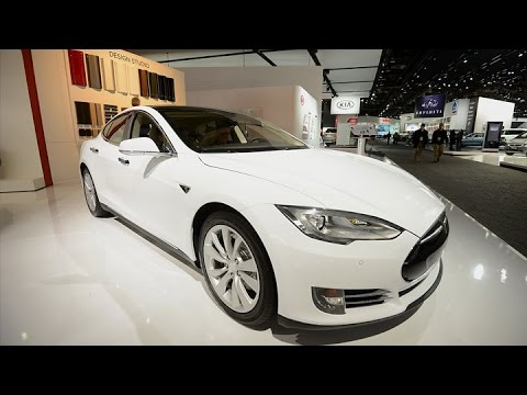 Tesla Tops Estimates on Record Model S Delivery