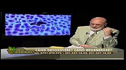 Detoxifiere, Protectie si Regenerare celulara - 1