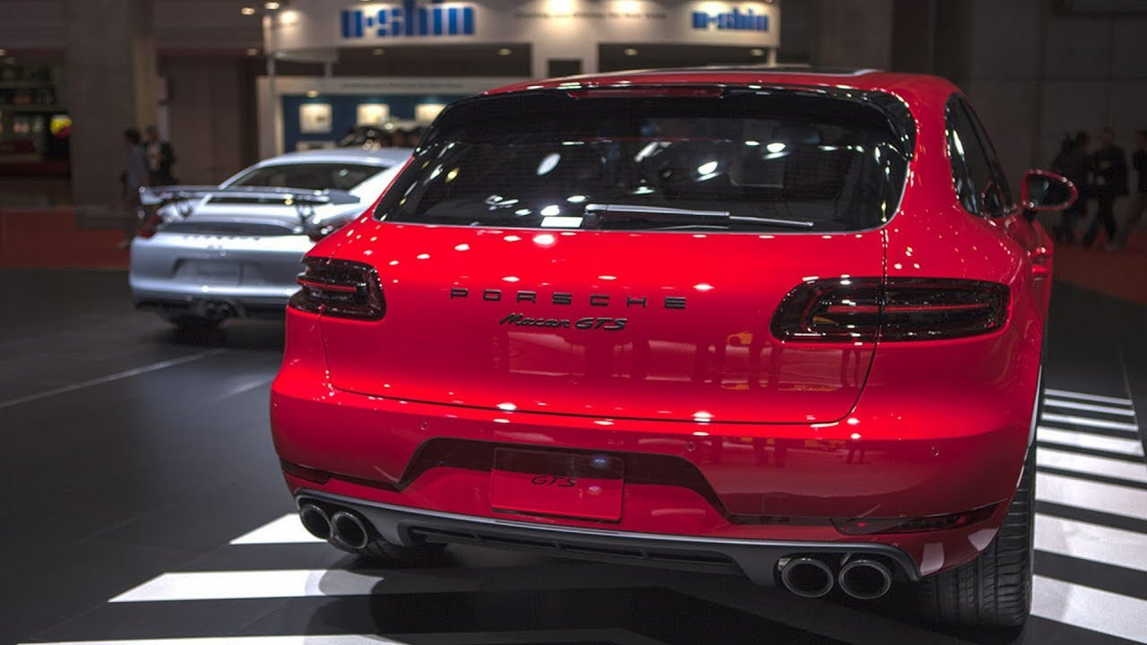 2019 Porsche Macan Gts Best Selling Crossover Suv For 2018