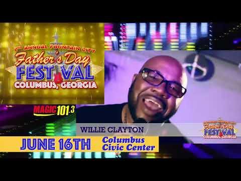 DJ Chip - Father's Day Blues Fest