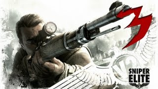 Sniper Elite V2 Walkthrough - Part 3 (PC, Xbox360, PS3) Gameplay