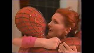 Spiderman DVD & VHS Commercial (2002