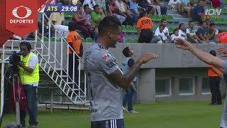 Gol de Duque   Zacatepec 0 - 1 Atlas   Copa Mx J-6   Televisa Deportes