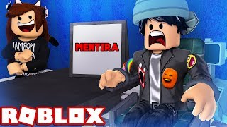 tell the truth or die in ROBLOX⚡😱