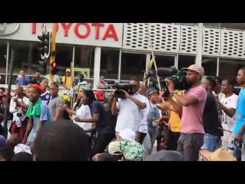 Fees Must fall : Solomon Struggle Song