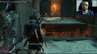 Middle-earth: Shadow of Mordor -Parte 2 - Ultra Gameplay Pc - 1080p 60Fps