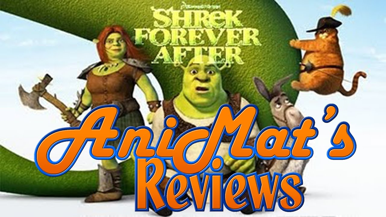 Shrek Forever After Awful Movies Wiki