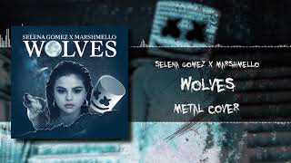Selena gomez x marshmello - wolves ...