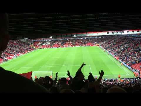 Liverpool Vs Man City - Allez Allez Allez!