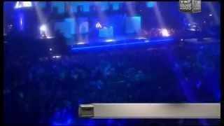 DJ TIESTO- POWER MIX LIVE AT TMF AWARDS 2005