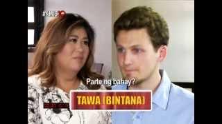 Ilokano Henyo with Ms. Jessica and Firth Mceachern | Kapuso Mo, Jessica Soho