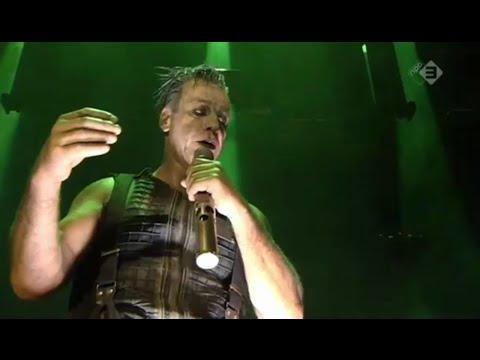 Rammstein - Du riechst so gut + Du hast live // Pinkpop 2016 proshot // 11.06.2016