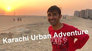 Our Urban Adventure in Karachi