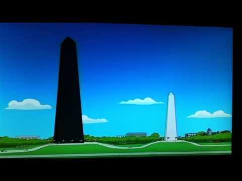 family guy peter goes to washington D.C.