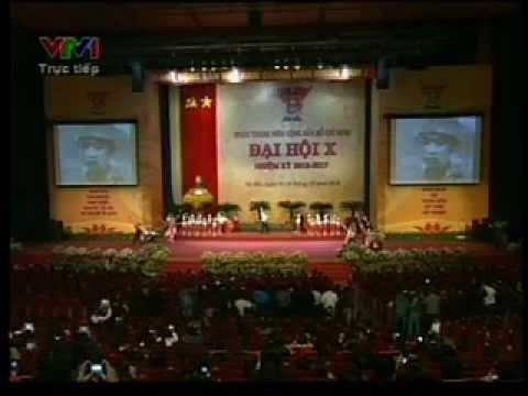 Khai mạc Đại hội Đoàn toàn quốc lần thứ X (12-14/12/2012) part 1