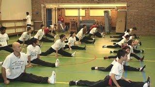 Kung Fu & Tai Chi Lesson 孔藩偉荷蘭俠家功夫太極課程