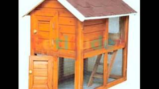 Petitude Hutches Rabbit Hutch